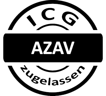 AZAV zugelassen