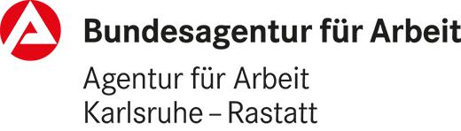 Logo Bundesagentur für Arbeit Karlsruhe - Rastatt